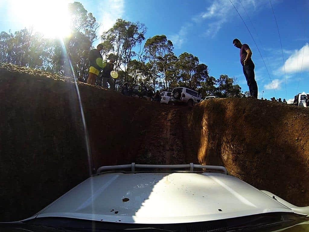 Mundaring climbs