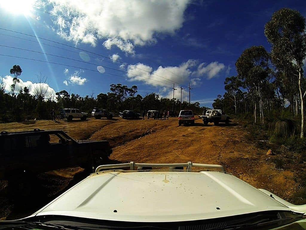 Mundaring in the gopro