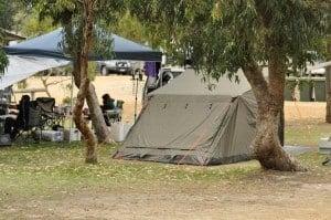 Duke of Orleans Camping