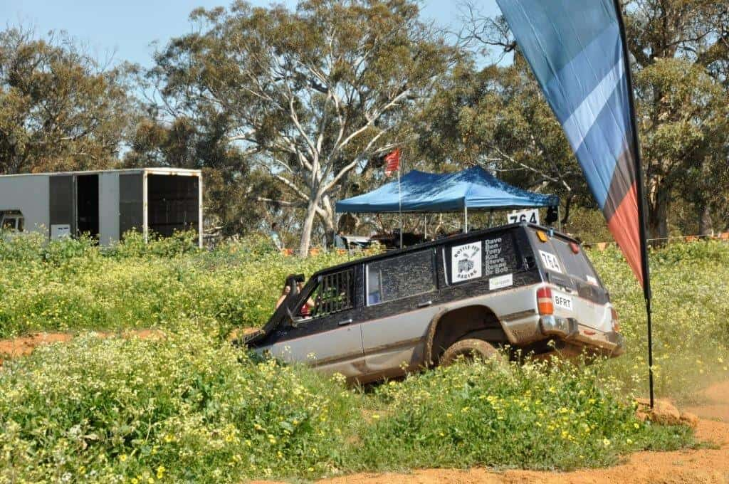 GQ Patrol at Mogumber