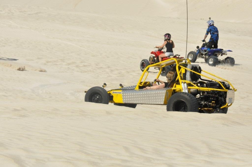 Lancelin dune buggy