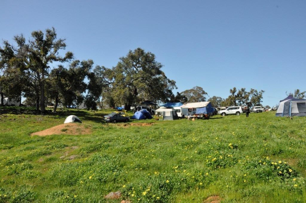 Mogumber camping