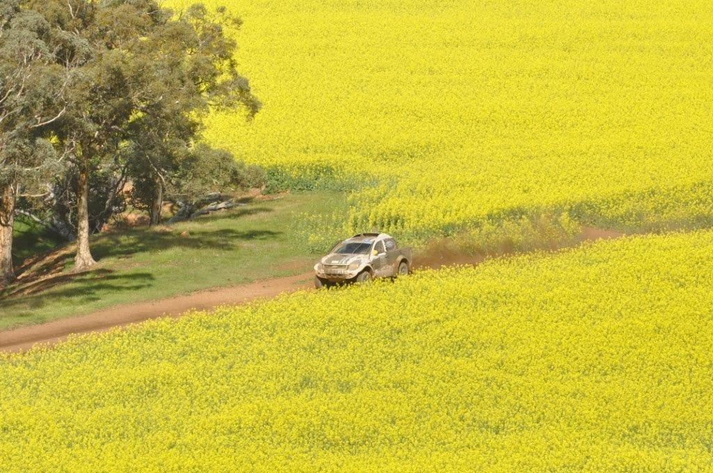 Mogumber offroad