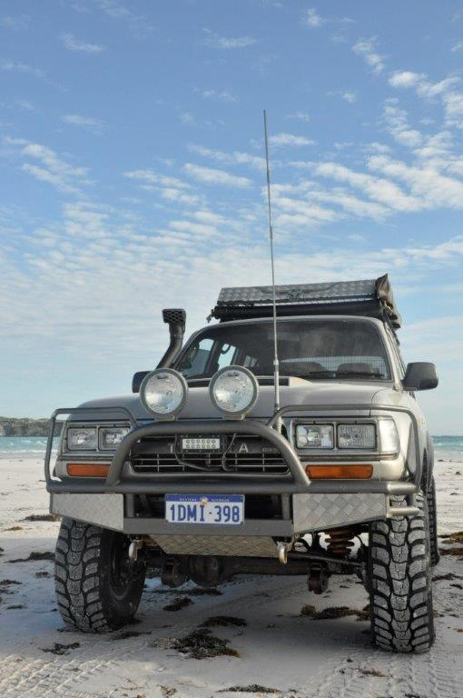 4WD accessory resale