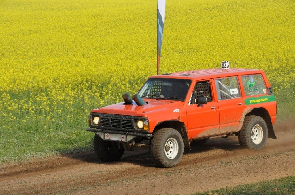 WA 4WD Racing