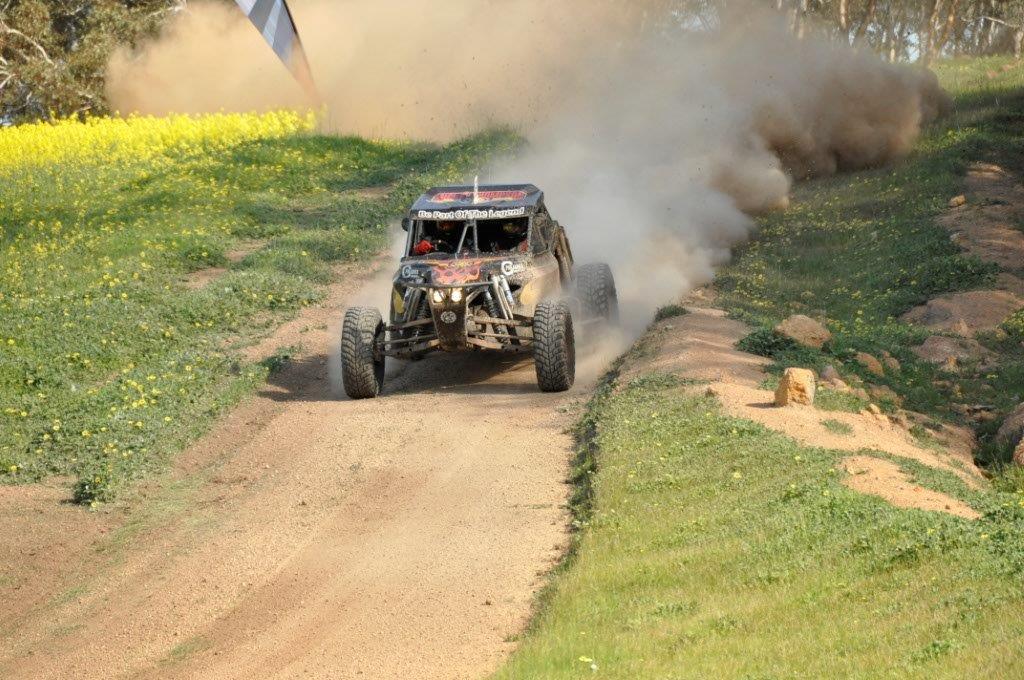 WA 4WD event