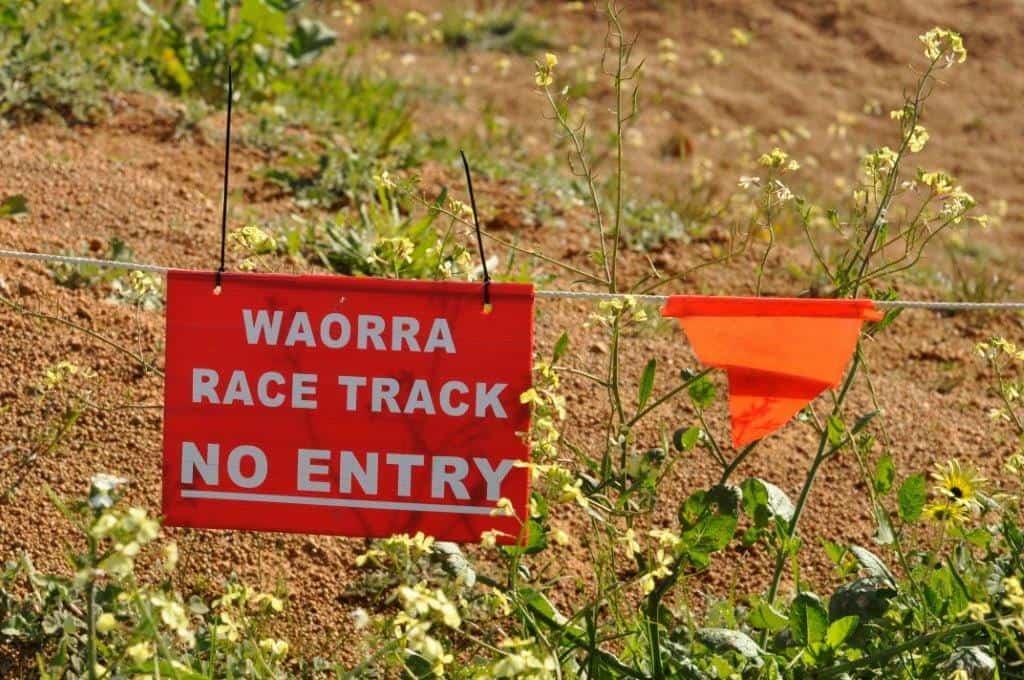 WA Off road racing association