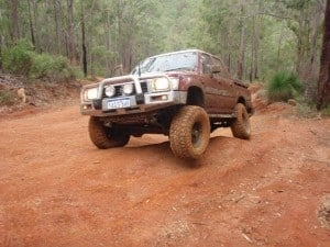 4WD modifications