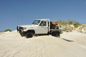 4WD Aerodynamics