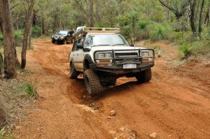 4WD mechanical sympathy