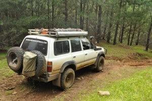 Balingup 4WD tracks