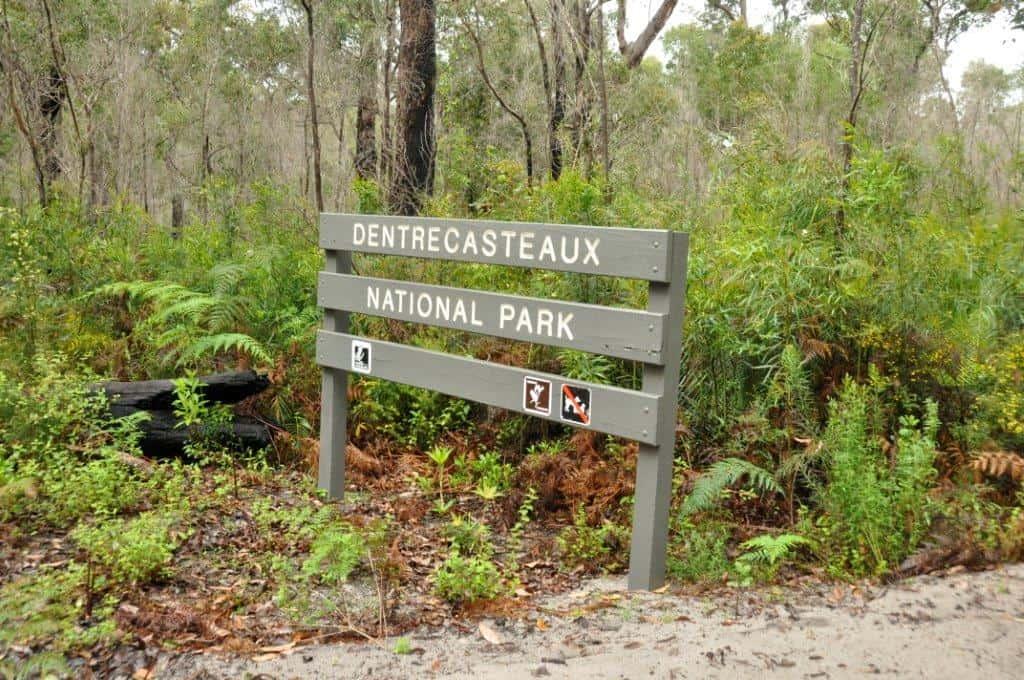D'Entrecastaux National park