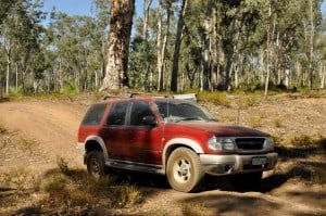 Over weight 4WD
