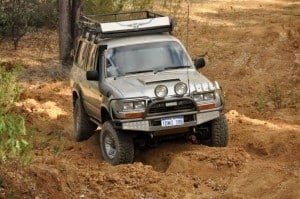Collie 4WD Tracks