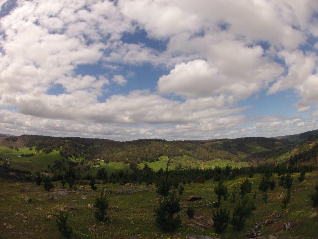 Incredible views in Nannup