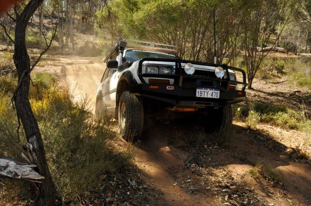 Julimar 4WD Tracks