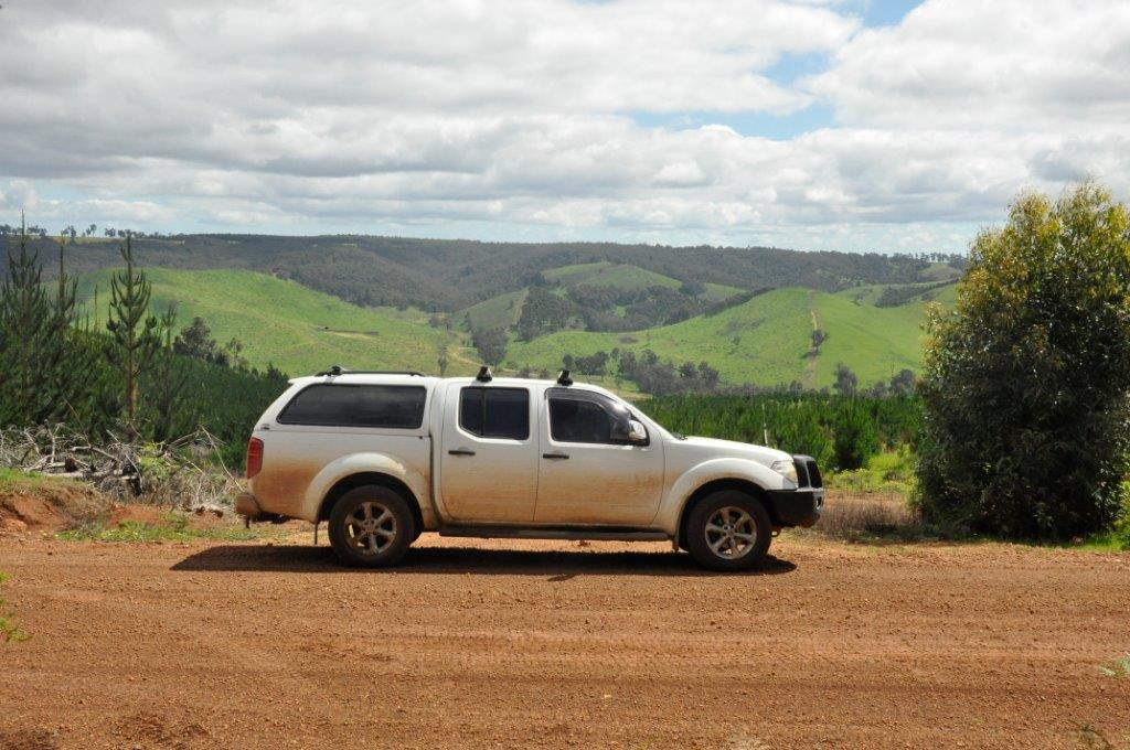 Nannup 4WD Tracks
