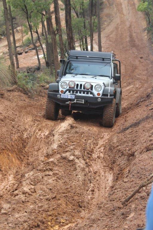 Tidy Jeep
