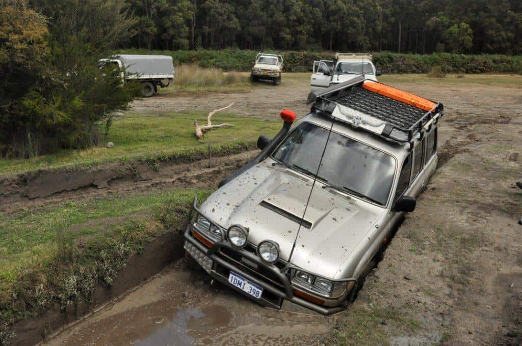 Bogged as