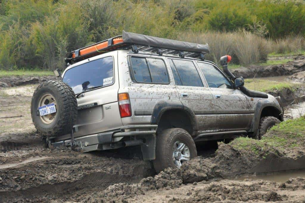 Claytons bogged 80