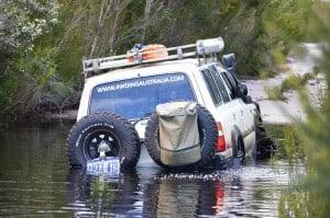 Fresh water crossings