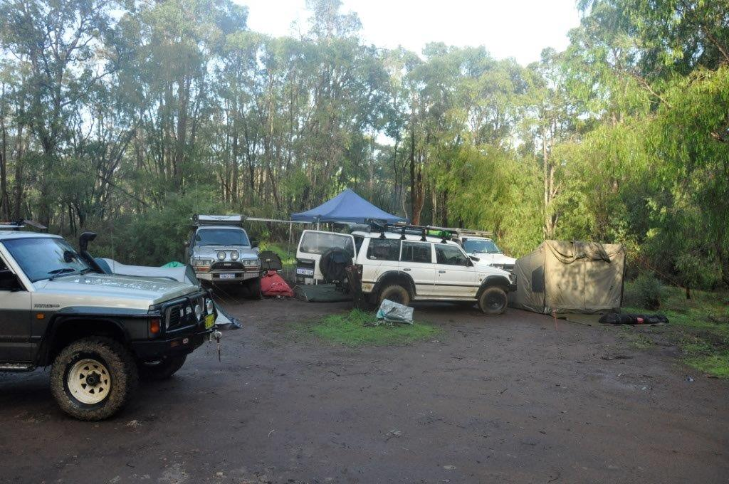 Brunswick Junction Camping