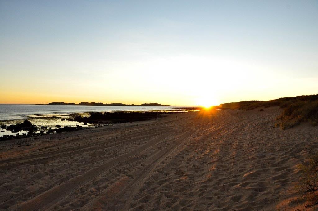 Cleaverville sunrise