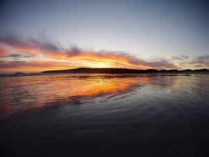 Thomas River Esperance Sunset