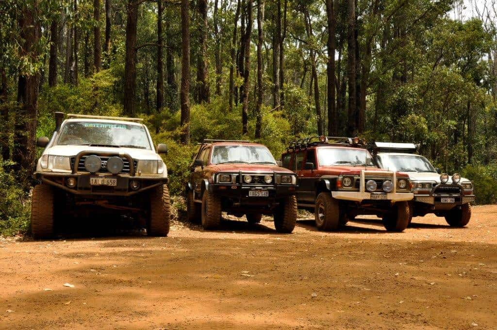 Dwellingup 4WD Tracks