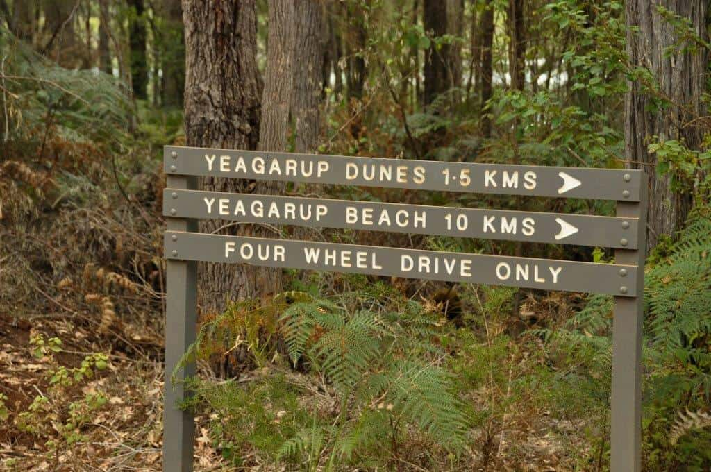 To Yeagarup