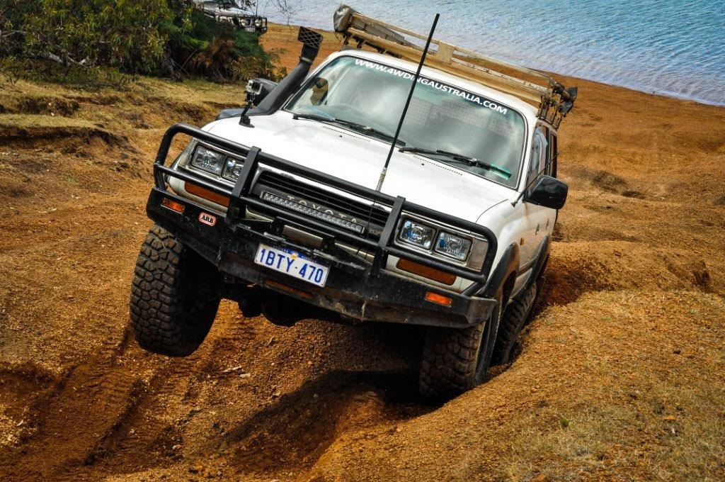 Is your 4WD Legal?