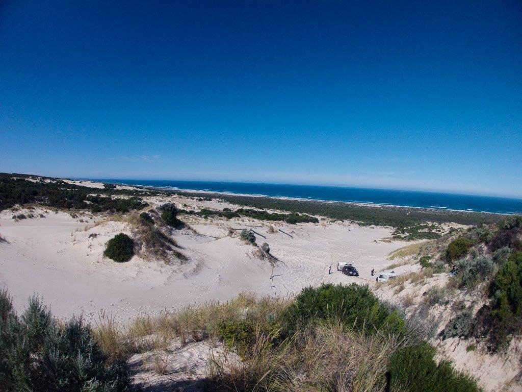 Yeagarup Coastline