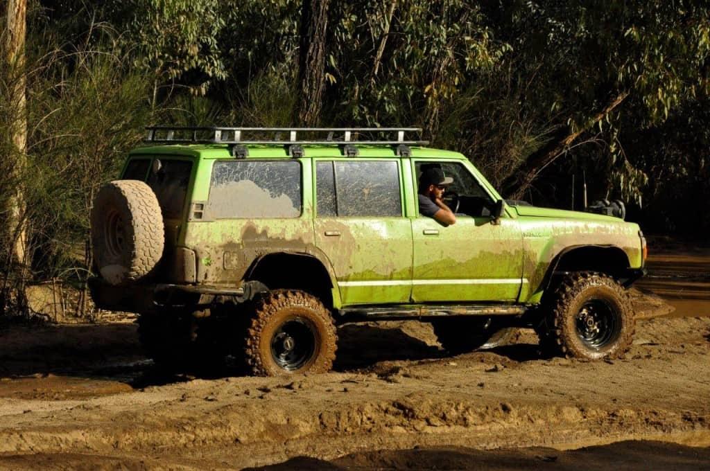Hardcore 4WD Tracks