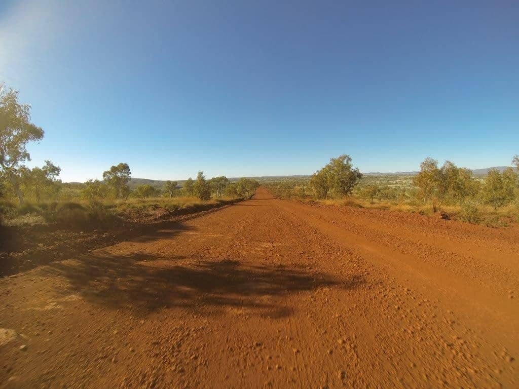 Gravel in the Pilbara