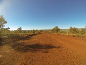 Gravel in the Pilbara