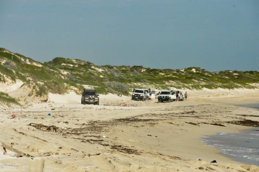 4WD expeditions with mates