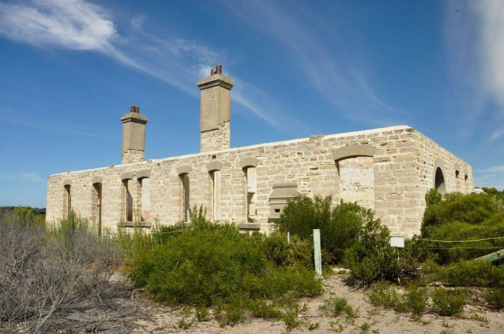 Israelite Bay history
