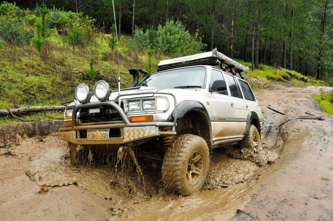 4WD lift kit