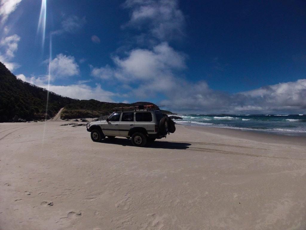 Plenty of beaches to explore