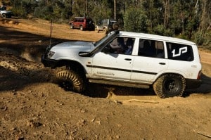 Greater traction off road