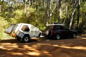Towing with a 4WD
