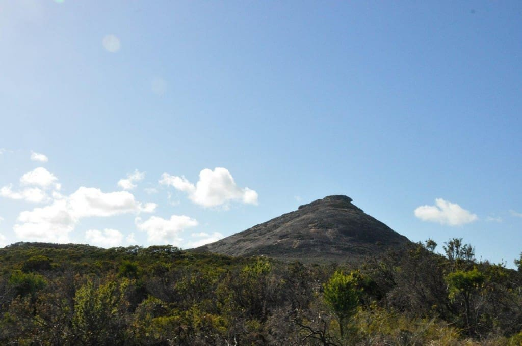 Lucky Bay Mountain