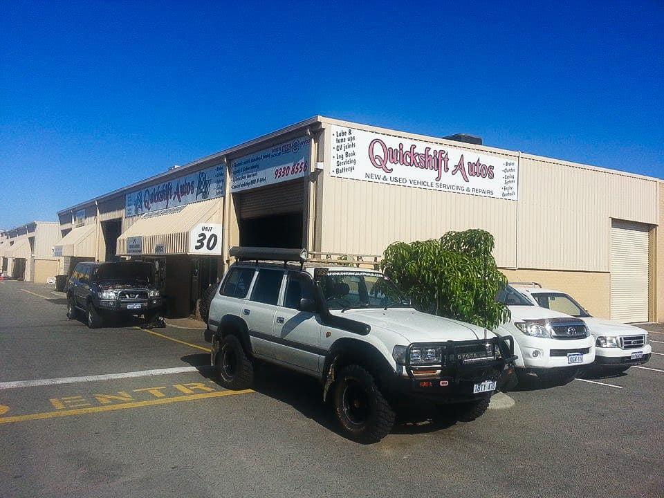 Quickshift Autos in Myaree