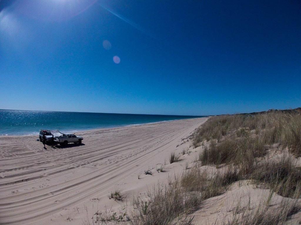Beaches around Perth