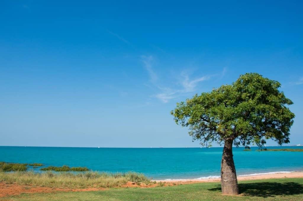 Broome Town Beach