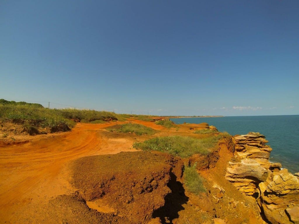 Gantheaume Point by 4WD