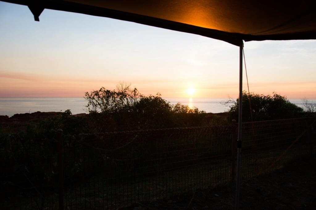Kooljaman sunset
