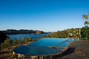Lake Argyle pool