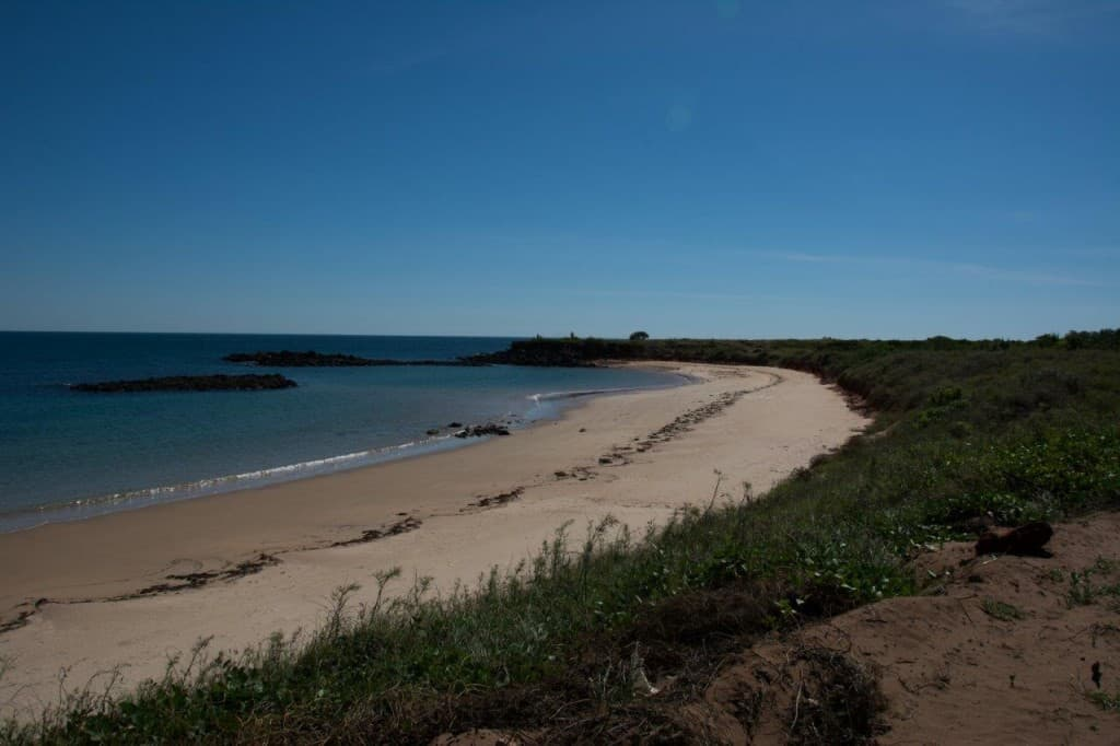 Middle Lagoon beach