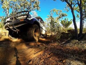 4WD track at Mt Elizabeth